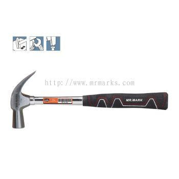 MK-TOL-2029 STEEL HANDLE CLAW HAMMER