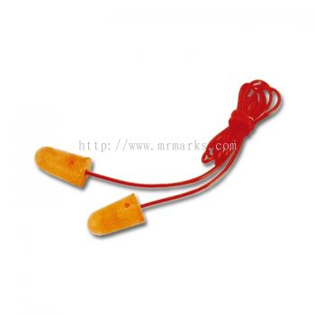 MK-SER-4006 BULLET EAR PLUG WITH STRING