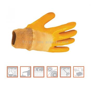 MK-HG430 ROYAL RUBBER COATED GLOVE