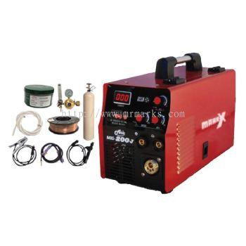 MKX-WELD-MIG200J  ACO/MARK-X 48.6V�� WELDING MACHINE