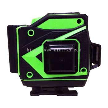 MK-CON-9040  MR. MARK 12 LINE 3D LASER SPIRIT LEVEL (360 DEGREE ROTARY LASER)