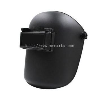 MK-WELD-3612 HEAD MOUNTED PLASTIC MASK