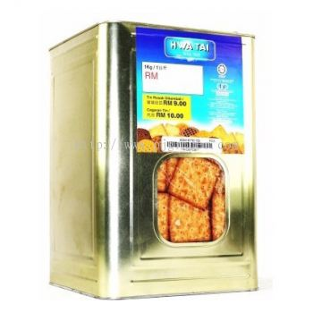 Hwa Tai Cream Cracker 3.5kg