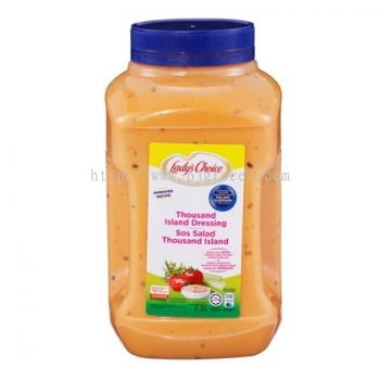 Lady's Choice Thousand Island Dressing 2.5Litre