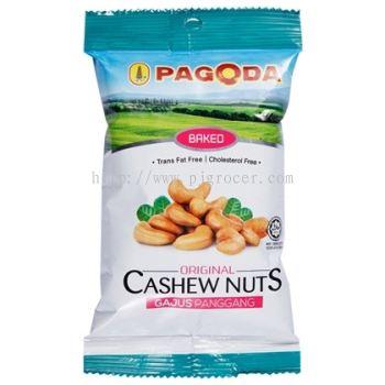 Pagoda Cashew Nuts Original 30gm