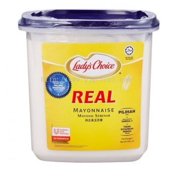 Lady's Choice Real Mayonnaise 3Litre
