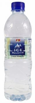 F&N Ice Mountain Mineral Water 600ml