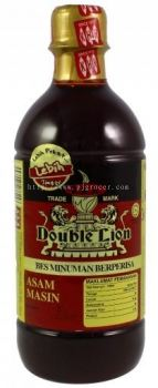 KHH Double Lion Bes Minuman Berperisa Asam Masin 495ml