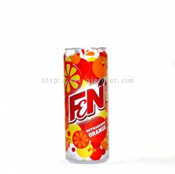 F&N Orange Can 325ml