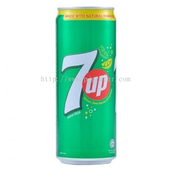 7up Can 325ml