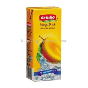 Drinho Mango 250ml