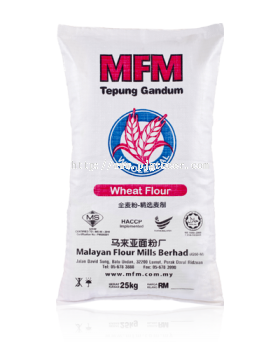 MFM 100% Whole Wheat Flour 25kg