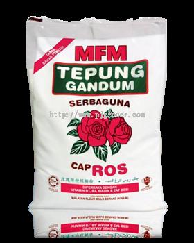 Cap Ros Tepung Gandum 850gm