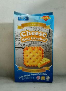 Hwa Tai Cheese Cracker 350g