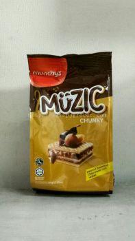 Munchy's Music Chunky Peanut Chocolate 90g