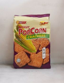 Shoon Fatt Pop Corn Crackers 430g