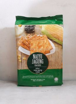 Shoon Fatt Naiyu Jagung Crackers 350g