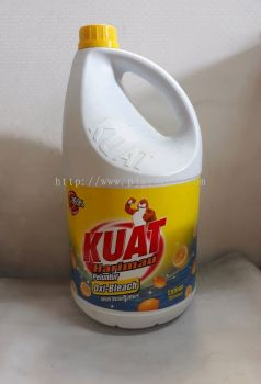 Kuat Harimau Bleach Lemon 3500ml
