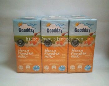 Good Day UHT Honey Flavoured Milk 200mlx6