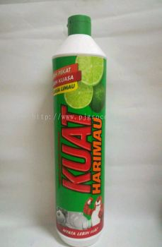 Kuat Harimau Dish Wash Lime 900ml