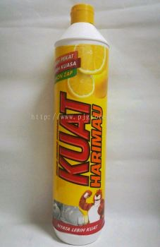 Kuat Harimau Dish Wash Lemon 900ml