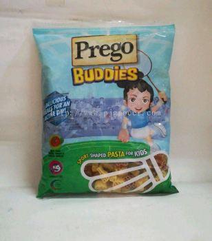 Prego Buddies Sport Dry Pasta 200gm