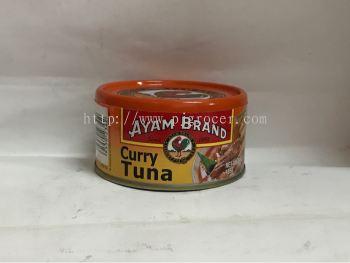 Ayam Brand Curyyy Tuna 185gm