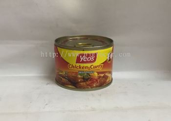Yeos Curry Ayam 145gm