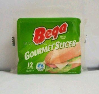 Bega Gourmet Slices 250gm