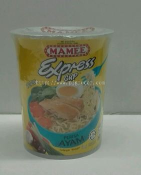 Mamee Express Cup Chicken Flavour