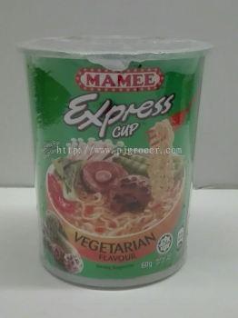 Mamee Express Cup Vegetarian