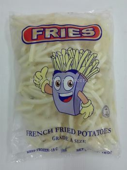Fries French Fried Potatoes ShoeString 1kg