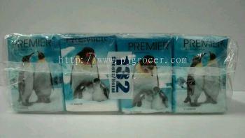 Premier Pocket Tissue (penguin) 11's x12