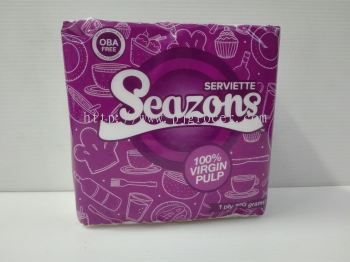 Seazons Serviette Tissue 100gm