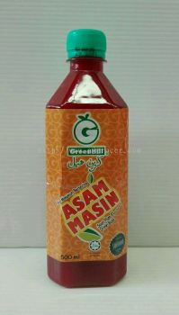 GreenHill Sour Plum Flavoured 500ml