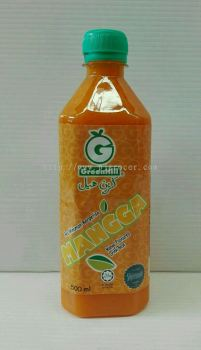 GreenHill Mango Flavoured 500ml