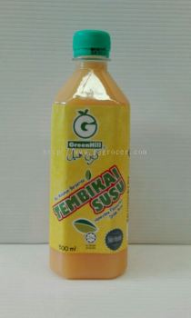 GreenHill Honeydew Flavoured 500ml