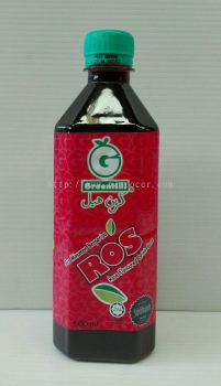 GreenHill Rose Flavoured