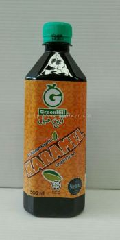 GreenHill Caramel Flavoured 500ml