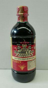 KHH Double Lion Pandan Flavoured 495 ml