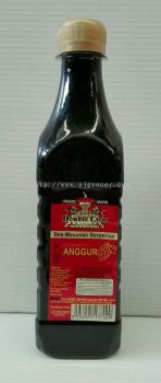 KHH Double Lion Grape Flavoured 375ml