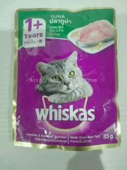 Tuna Whiskas 1+ years 85gm