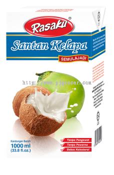 Rasaku Santan Blue (20%) 1Litre