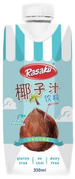Rasaku Coconut Juice 330ml
