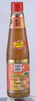 Gold Abalone with Chicken Flavour Sauce 420ml