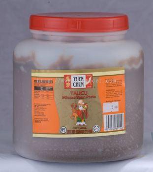 Datuk Minced Bean Paste 3kg