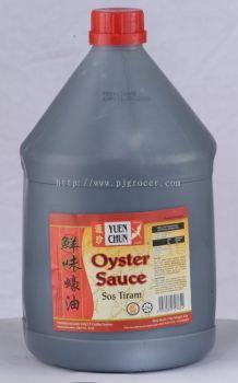 YuenChan Regular Oyster Sauce 4kg