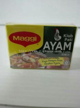 Maggi Kiub Pati Ayam (10gm x6's)