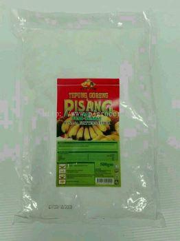 Cap Limau Banana Fritters Flour 500gm