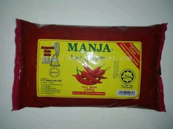 Manja Chilli Boh 900gm